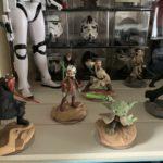 Figurine StarWars : Figurines Disney Star Wars Infinity