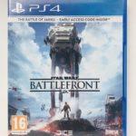 Star Wars Battlefront PS4 Game - Pre Owned - - Bonne affaire StarWars
