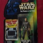 StarWars figurine : STAR WARS POTF (POWER OF THE FORCE) FREEZE FRAME - GRAND MOFF TARKIN 1997 KENNER