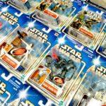 StarWars collection : Star Wars Saga 2002 (Bleu) Emballé Figurines - Moc - Voir Photos! (A)