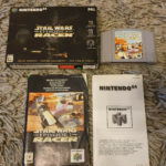 Star Wars Episode 1 Racer N64 Nintendo 64 - - Bonne affaire StarWars