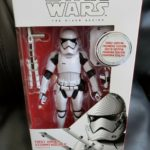 StarWars collection : Star Wars The Black Series First Order Stormtrooper White box First Edition NM++