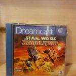 Dreamcast Spiele Star Wars Demolition - Occasion StarWars