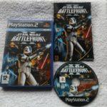 STAR WARS BATTLEFRONT II 2 PS2 V.G.C. FAST - Avis StarWars