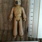 StarWars figurine : figurine STAR WARS 471B - ZUCKUSS- 4-LOM - 1981