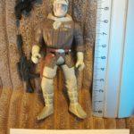 StarWars figurine : figurine STAR WARS 167* : HAN SOLO in Hoth gear - 1995