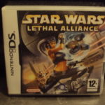 NINTENDO - Jeu DS: STAR WARS - Lethal - jeu StarWars