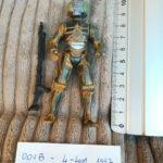 StarWars collection : figurine STAR WARS 001B*#  : 4-LOM - 1997