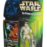 Figurine StarWars : Star Wars Pouvoir de la Force (1996) Hoth Rebel Soldat