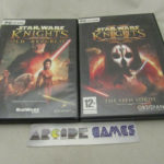 LOT STAR WARS KNIGHTS OF THE OLD REPUBLIC + - Occasion StarWars