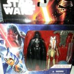 "StarWars collection : Star Wars Rebels 3.75"" Figure 2-Pack Space Mission Darth Vader and Ahsoka, 2015"