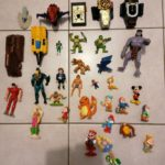 StarWars collection : Lot Jouets & Figurines Vintage Power Rangers Tortues Ninja Batman Star Wars etc