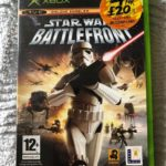 Star Wars Battlefront XBOX GAME UK PAL - jeu StarWars