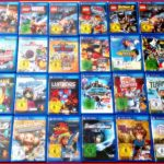 PSVita Games Auswahl: LEGO, MARVEL, Assassis, - Bonne affaire StarWars