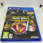 Angry Birds Star Wars Sony Playstation 4 PS4 - Avis StarWars