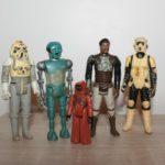 Figurine StarWars : Star Wars Lot Figurines Figures Jawa Lando ... Kenner Vintage