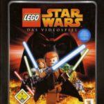 Lego Star Wars - PS2 Platinum - jeu StarWars