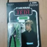 Figurine StarWars : Figurine Star Wars Vintage Collection Hasbro Kenner Luke Skywalker Endor Capture