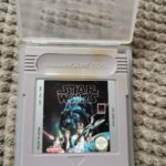 Star Wars For Game Boy Original Gameboy PAL - Bonne affaire StarWars