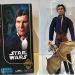 Figurine StarWars : Han Solo Bespin + mynock magnet Star Wars Sideshow Exclusive Hot Toys 1/6 12inch