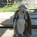 StarWars collection : Squid Head / Star Wars vintage Kenner ROTJ loose Action Figure figurine 83*