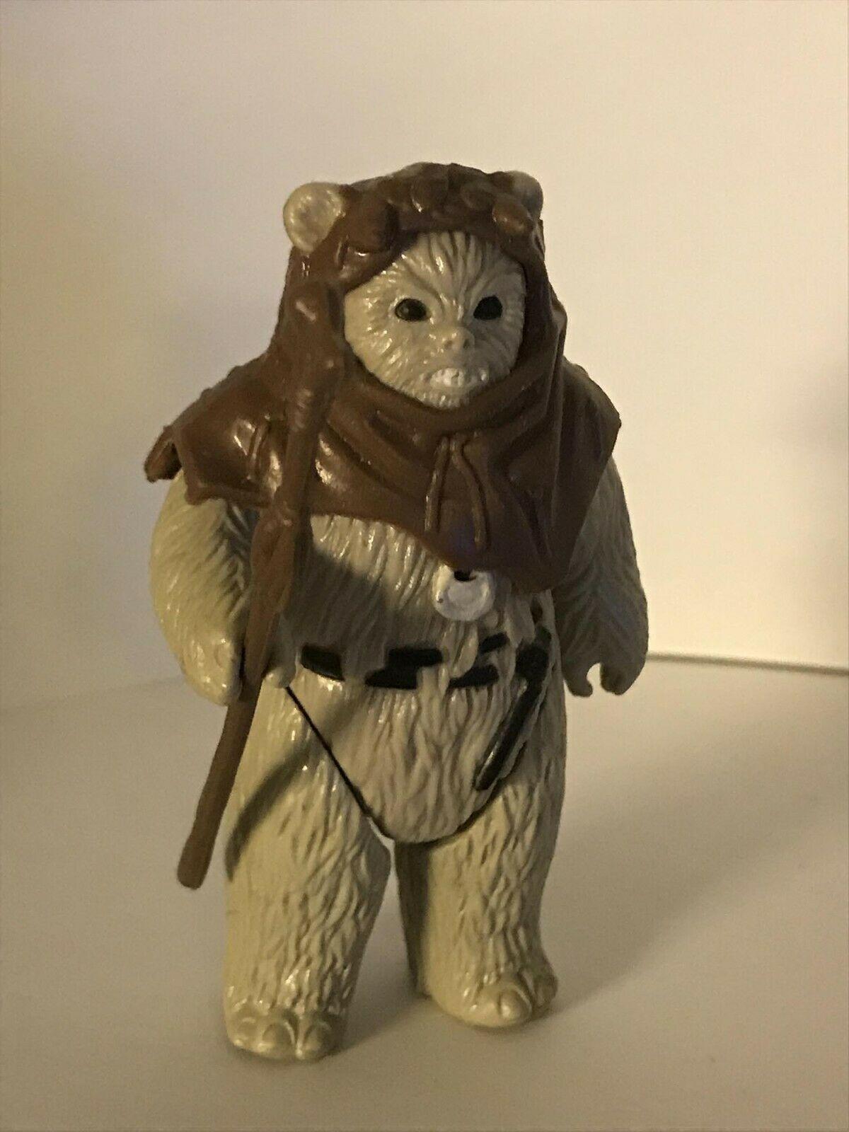 StarWars collection : Figurine StarWars 1983 : Ewok Chief [FULL]