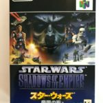 [JAP] STAR WARS shadows of the Empire - - Occasion StarWars