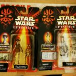 StarWars collection : Gros lot de 10 figurines Star Wars Vintage