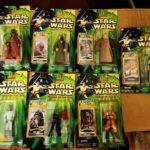 StarWars collection : Gros lot 20 figurines Star Wars Vintage