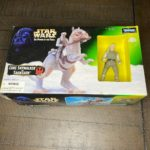 StarWars figurine : 1997 Star Wars The Power of the Force Luke Skywalker and TaunTaun Action Figures