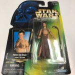 Figurine StarWars : Kenner Star Wars~The Power of the Force: Princess Leia Organa as Jabbas Prisoner