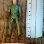 StarWars figurine : figurine STAR WARS 095B : CLOUD CAR PILOT - 1997