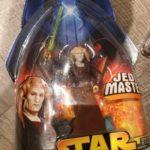 Figurine StarWars : Figurines Star Wars Hasbro 3.75 ROTS SAESEE TIIN neuf Emballé 2005