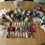 StarWars figurine : Lot vaisseaux et figurines STAR WARS vintage Kenner