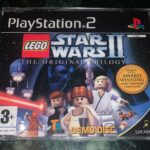 Lego Star Wars Trilogy Demo Top Zustand PS2 - pas cher StarWars