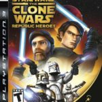 Star Wars The Clone Wars: Republic Heroes - - pas cher StarWars
