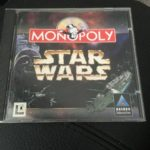 PC-CD ROM Pal Game STAR WARS MONOPOLY with - pas cher StarWars