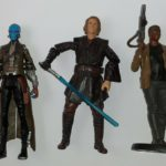 StarWars figurine : Lot Figurines Star Wars #4 SW Lucas Film Anakin Vador Stormtrooper Finn A-3