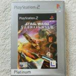 PLAYSTATION 2 PS2 Platinum STAR WARS - Occasion StarWars