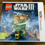 LEGO STAR WARS III - 3DS - VERY GOOD - Avis StarWars