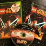 ORIGINAL PAL XBOX GAME VIDEOGAME LEGO STAR - Bonne affaire StarWars