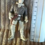 Figurine StarWars : figurine STAR WARS 168D : HAN SOLO in Hoth gear - 1995