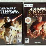 x2 Star Wars PC games. Star Wars Battlefront - Avis StarWars