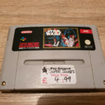 Super Star Wars (SNES, 1993, PAL) - VGC - pas cher StarWars
