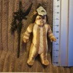 StarWars collection : figurine STAR WARS 237 : LOGRAY Ewok medecine man - 1983 Hong-Kong