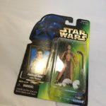 StarWars figurine : Hasbro Kenner Star Wars Princess Leia as Jabba's Prisoner, New 1997