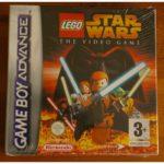 LEGO STAR WARS THE VIDEO GAME  Game Boy - jeu StarWars