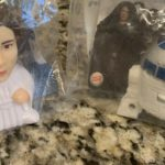 StarWars collection : NIP 2005 Star Wars Episode III Revenge Sith Burger King Toy R2D2 Princess Leah