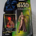 Figurine StarWars : Kenner Star Wars The Power of the Force Enslaved Princess Leia Organa New !