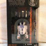 Figurine StarWars : Hasbro Star Wars The Black Series: R2-D2 Action Figure 6 inch R2D2 NIB Japanese
